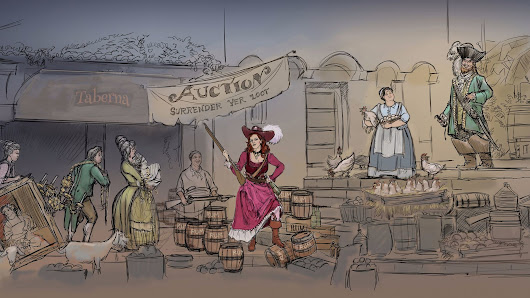 Disneyland's Pirates of the Caribbean to no longer include auction scene selling women