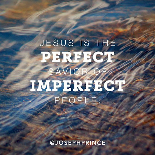 Pin by Living Water on Inspirational Quotes | Pinterest | Savior, Joseph prince and Bible