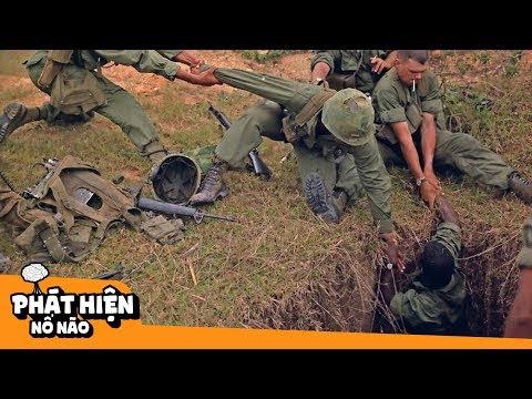 6 Cái Bẫy Công Phu Nhất Con Người Từng Tạo Ra, Du Kích Việt Nam Xếp Thứ 3