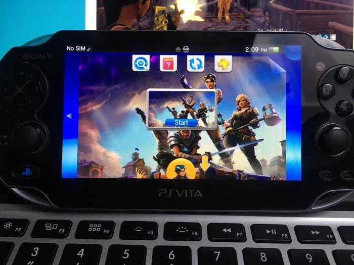 Jeux Ps Vita Fortnite   Fortnite Mobile Controller Support