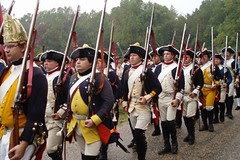 Hessians on the March
