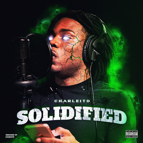 "Charleito Dropping New Album ""Solidified"" This Halloween"