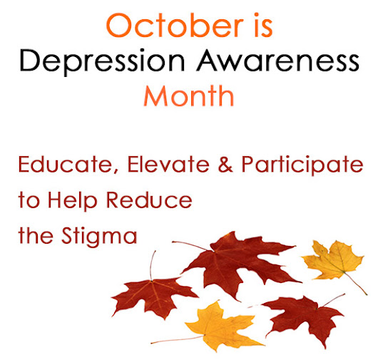 October is Depression Awareness Month: Educate, Elevate and Participate - Inspire Malibu