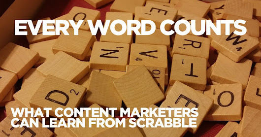 What Content Marketers Can Learn from Scrabble
