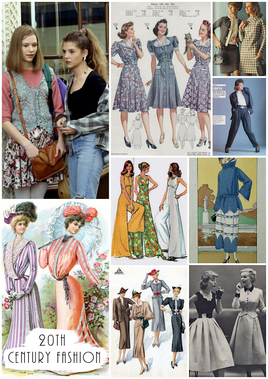 A Quick Guide To The 20th Century Fashion | The Fashion Folks
