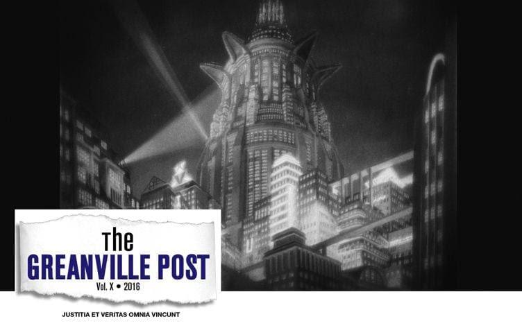 The Greanville Post • Vol. X