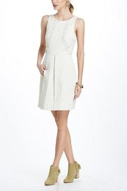 Anthropologie Geometria Dress