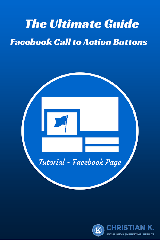 Facebook Page Call to Action Buttons - Video
