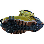 MaxxDry MonsterGrips Ice and Snow Traction Cleats