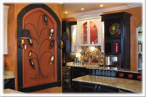 Mediterranean Style Decorating: Creative Ideas for Displaying Wall