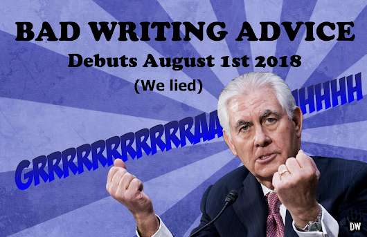 bad writing advice (BWA)