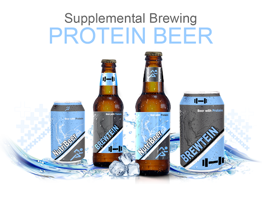 Supplemental Brewing: Protein Beer