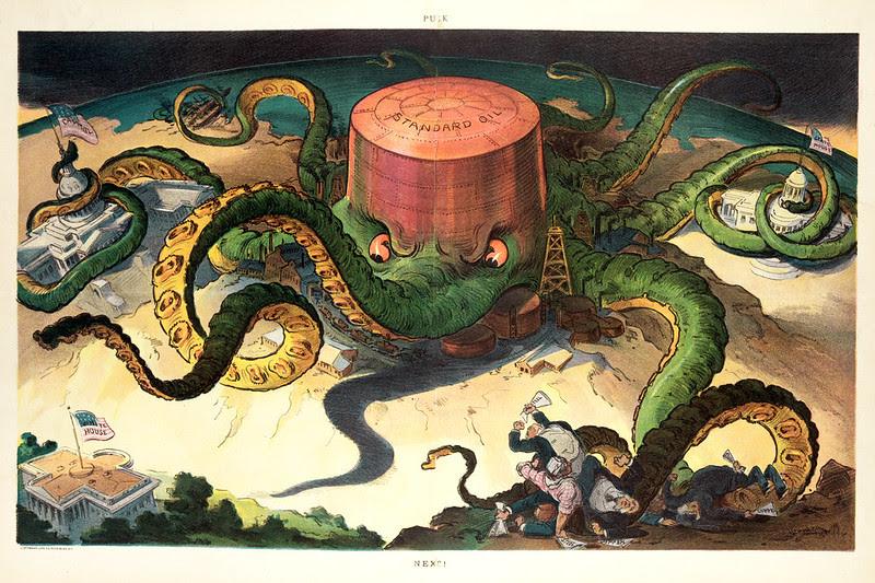 Udo J. Keppler - Illustration in Puck, v. 56, no. 1436 (1904 September 7), centerfold