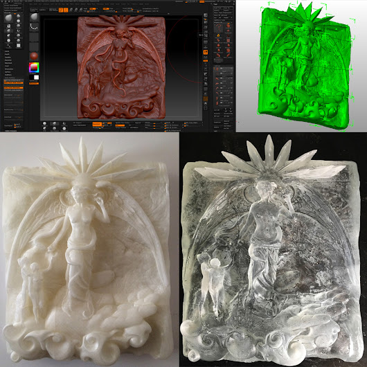 Come Learn 3D Modeling, Scanning, Printing & Glass Casting with me at Pilchuck in June!