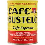 Café Bustelo Espresso Dark Roast Ground Coffee - 10oz