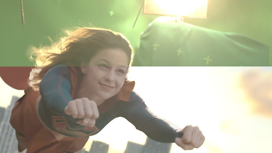 SUPERGIRL: VFX Breakdown by Encore - The Art of VFX