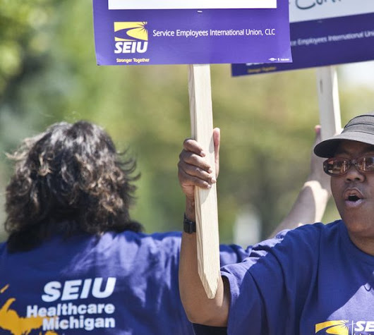 'Financial malpractice' alleged at Michigan healthcare union