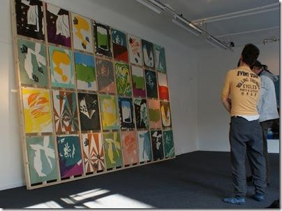 Raphael Egli - Kombinierte Landschaft in der Vitrine Luzern 2011