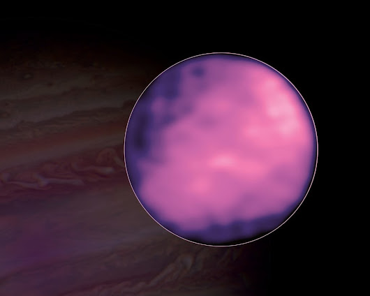 ALMA maps Europa's temperature