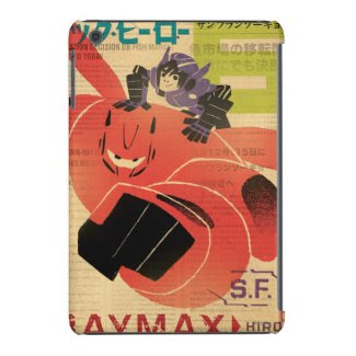 Hiro And Baymax Propaganda iPad Mini Retina Case