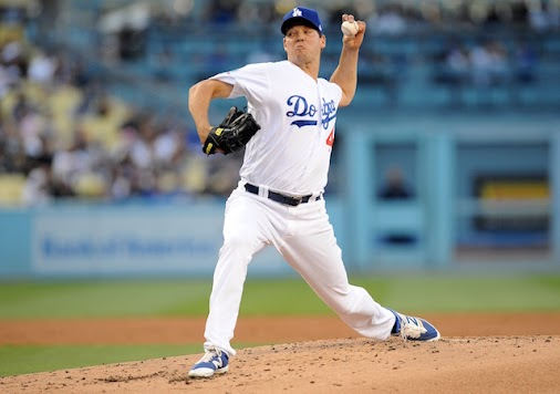 Dodgers made a change with Rich Hill this weekend, but Dave Roberts said it wasn't health-related.  ...