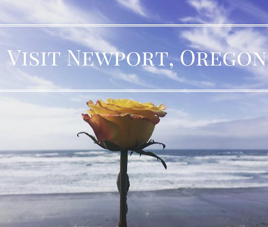 Newport, Oregon in April | Hallmark Oceanfront Resorts