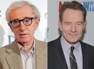 """O cineasta Woody Allen durante a pré-estreia do filme """"Blue Jasmine"""", em Paris (França)"""