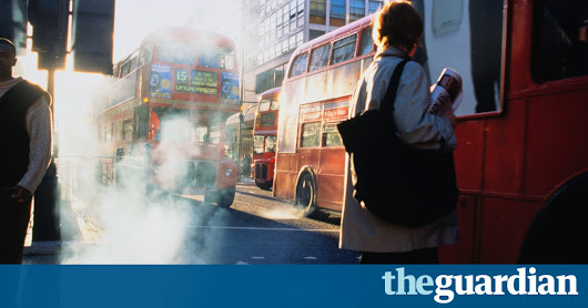 Air pollution as bad for wellbeing as partner's death, say researchers | Environment | The Guardian