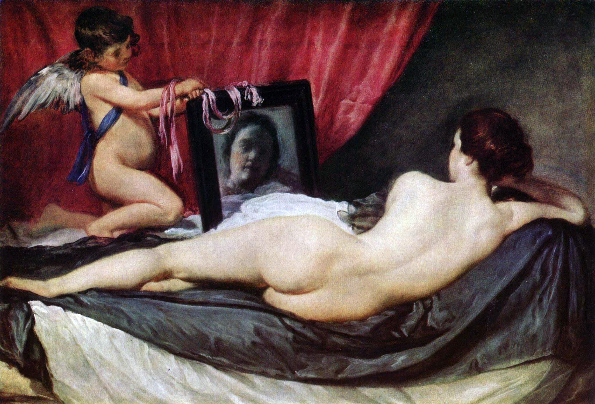 Velázquez, Vénus ao espelho (1650)