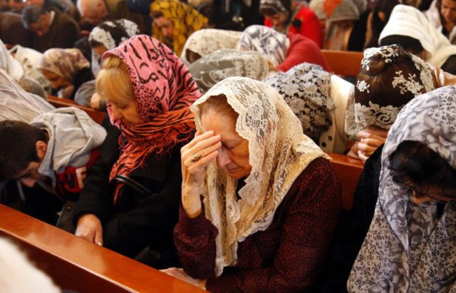 LEBANON-SYRIA-IRAQ-RELIGION-CHRISTIANITY-CHRISTMAS