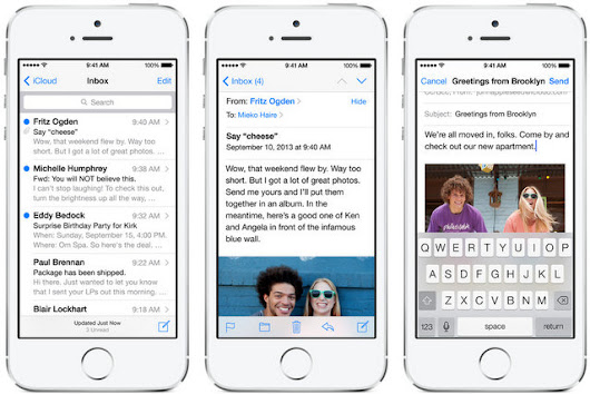 Apple Working On Issue with iMessage and iOS7