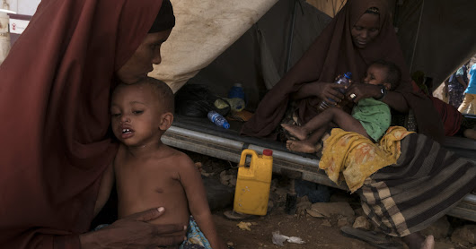 Drought and War Heighten Threat of Not Just 1 Famine, but 4 - The New York Times