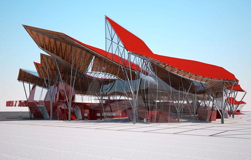 Terminal aeropuerto - J.A. Sosa Gallego