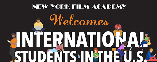 NYFA Welcomes International Students: An Infographic