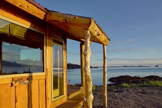 Whale Point Cabin, Prince of Wales