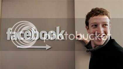 มาร์ค ซัคเคอร์เบิร์ก ผู้ก่อตั้งเฟซบุ๊ค