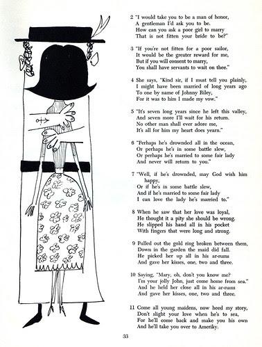 The Abelard Folk Song Book 07