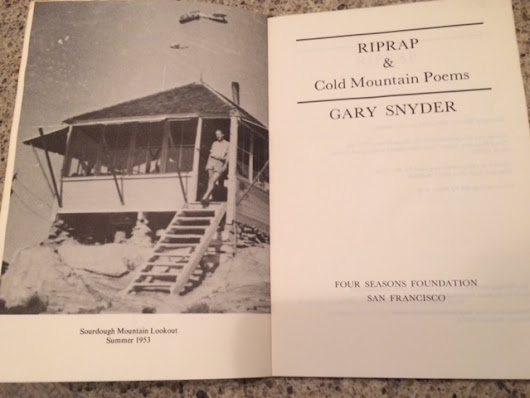 Looking Out, Looking In: Gary Snyder and Sourdough Mountain Lookout