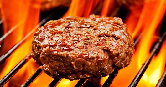 Is grilling healthy? Cooking meat at high temps may raise BP