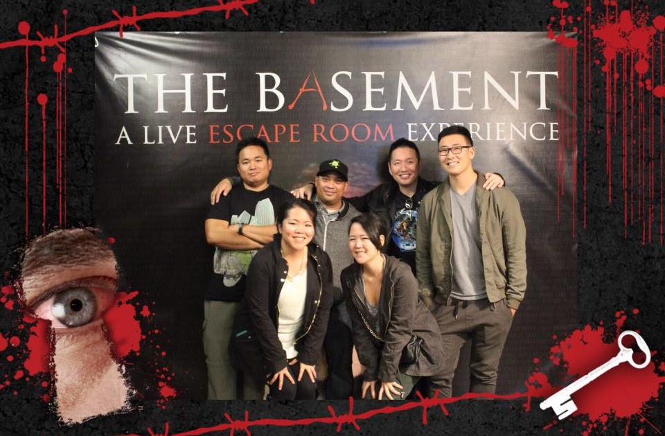 The Basement Is The Best Escape Room Experience In La And Oc Syko Share Your Knowledge Openly