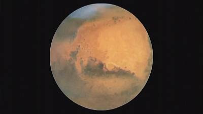"""مسبار""""شياباريلي"""" الأوروبي يستعد للهبوط على سطح المريخ"""