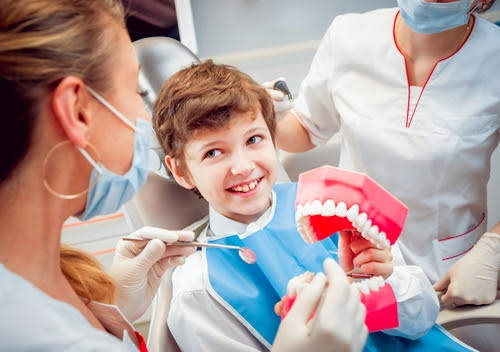 Tips for treating children with dental phobia -