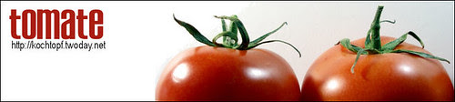 Blog-Event XXVI: Tomaten