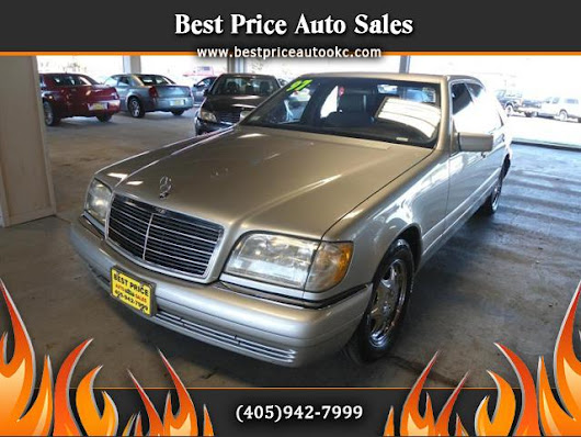 Used 1997 Mercedes-Benz S-Class for Sale in Oklahoma City OK 73112 Best Price Auto Sales