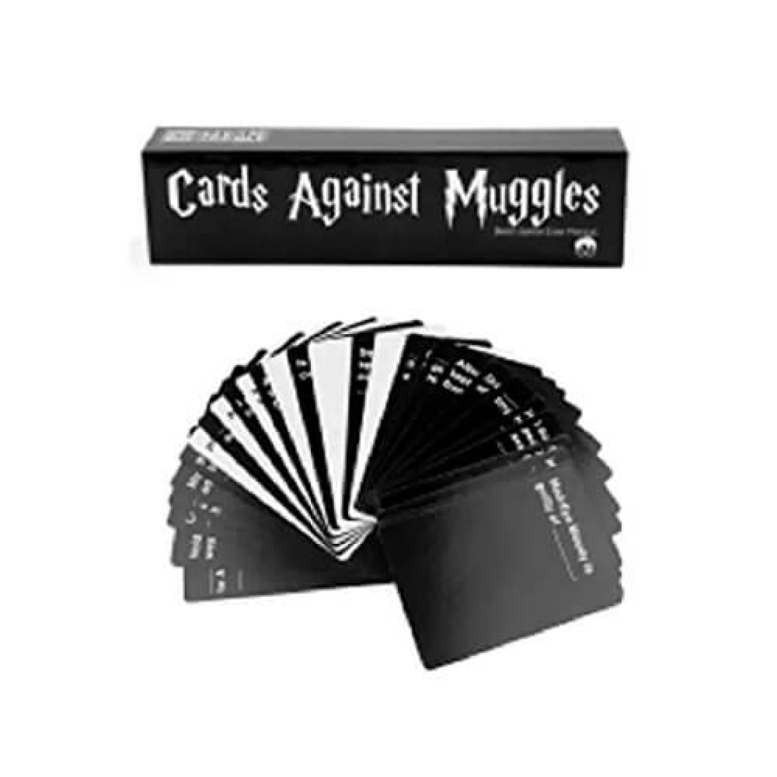 Cards Against Muggles Harry Potter Boardgame Cards Game