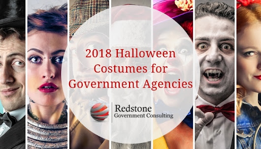 2018 Halloween Costumes for Government Agencies