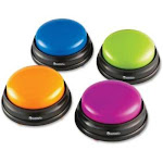 Learning Resources Learning Buzzer - Theme/subject: Learning - Skill Learning: Game - 3+ (ler3774)