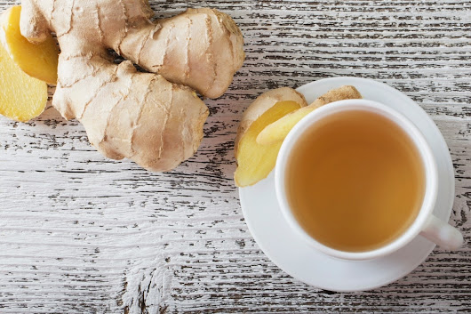 7 surprising benefits of eating more ginger