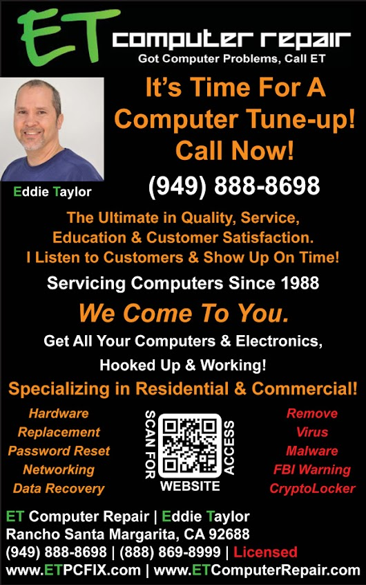 ☢ Intrusion Alert - Stop That Intruder ☢ - Call Eddie Taylor