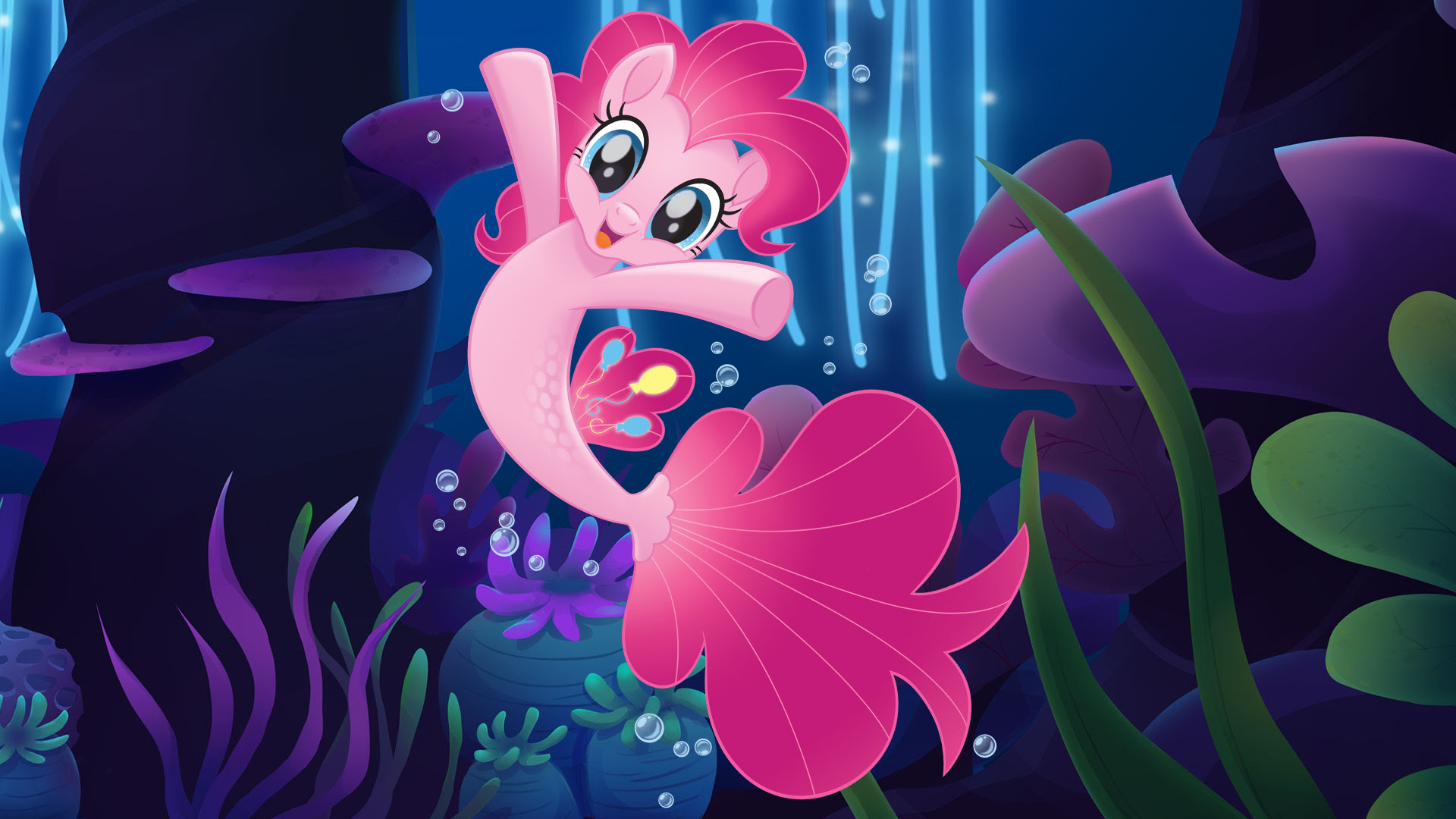 My Little Pony The Movie Seaponies Mermaids Wallpapers